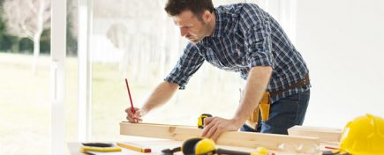 A career in home renovation helps you stay active
