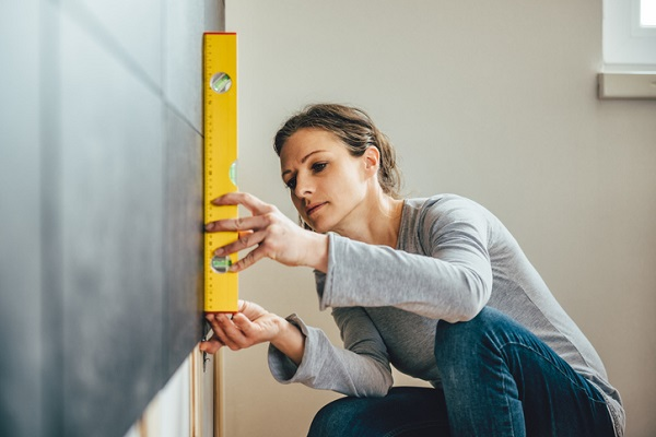 Home renovation skills are often in high demand