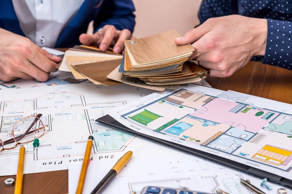 Cabinetmakers know how to choose the right materials for any project