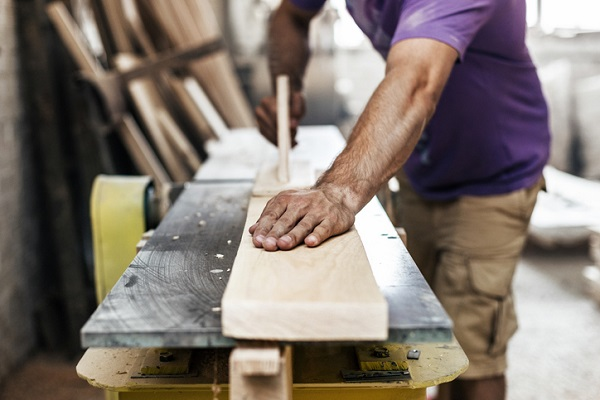 The more focus you have as a cabinetmaker, the better the finished product