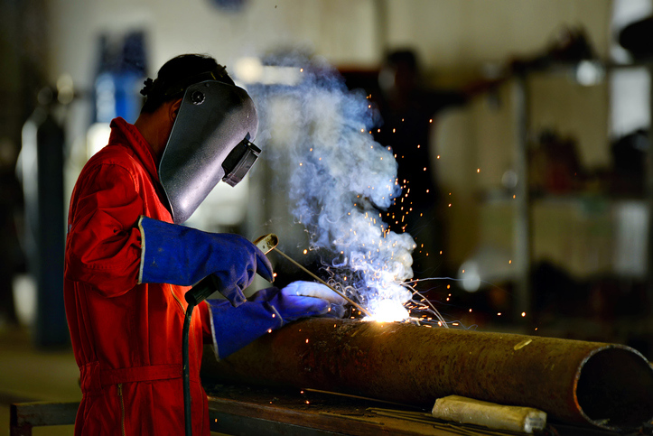 Apprentices get paid on the job, and can even see their wages increase with time and experience