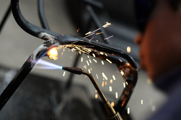 Safety is crucial when you use an acetylene torch